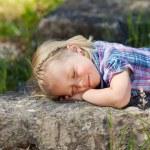 Sleeping in the sun — Stock Photo #26615137