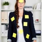 Caucasian businesswoman — Stock Photo #26628099