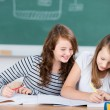 Kids in classroom — Stock Photo #26709939