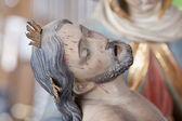 статуя иисуса христа — Стоковое фото