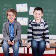 Stockfoto: School boys