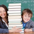 Schoolbooks — Stock Photo #27049059