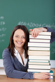 Schoolbooks — Stock Photo