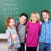 Laughing children — Stock Photo