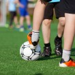 Soccer training — Stock Photo #27099523