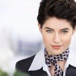 Gorgeous female business executive — Stock Photo #27459545