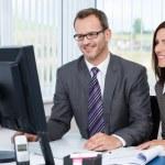 Successful business partnership — Stock Photo #33039503