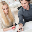 Young business partners — Stock Photo #39628925