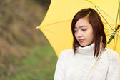 Young Asian woman — Stock Photo