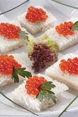 Caviar, caviare — Stock Photo
