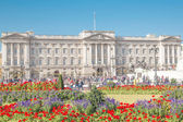 De buckingham palace. — Stockfoto