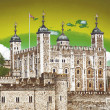 Stock Photo: The Tower of London