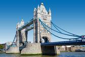 Il tower bridge — Foto Stock