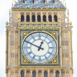 Stock Photo: Big Ben Clock tower.