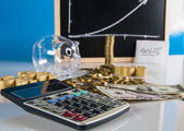 Biznes i finanse — Zdjęcie stockowe