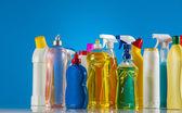 Washing, cleaning on light background — Stock Photo
