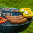 It's barbecue time! — Foto de Stock