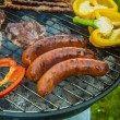 It's barbecue time! — Stockfoto