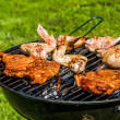 It's barbecue time! — Stock Photo