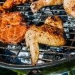 It's grilling time! — Stock Photo