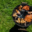 It's grilling time! — Stockfoto