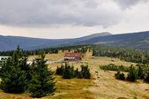 Mountain range, south of Poland — Stock Photo