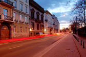 Cities and sights of southern Poland — Stock Photo