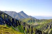 Catene montuose dell'Europa — Foto Stock