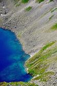 Mountain ranges of the Europe — Stock Photo