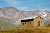 Merveilleux paysage naturel des alpes, europe centrale — Photo