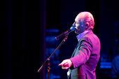 SEVILLA, SPAIN, APRIL, 30: Jose Manuel Soto concert at Lope de Vega theater — Stock Photo