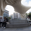 Metropol Parasol - Las setas - Stock Photo