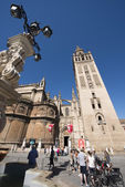 La Giralda — Stock Photo