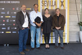 SEFF - X Seville European Film Festival - Day 2 — Stockfoto