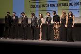 SEFF - Seville X European Film Festival - Day 2 — Stock Photo