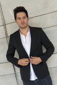 Spanish actor Manuel Castillo — Stock Photo