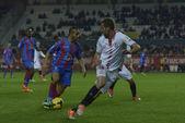 Soccer: Sevilla vs. Levante — Stock Photo