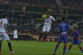 Soccer: Sevilla vs. Levante — Stockfoto
