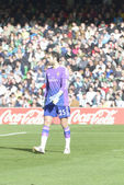 Encuentro Real Betis - Real Madrid correspondiente a la jornada — Fotografia Stock