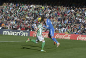 Encuentro Real Betis - Real Madrid correspondiente a la jornada — Photo