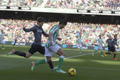 Encuentro Real Betis vs Espanyol — Stock Photo