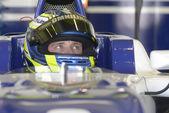 2014 GP3 series traing Jerez, day 2 — Stock fotografie