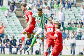 Match Real Betis - Sevilla FC for Week 33 of the 2013-2014 Liga  — Stock Photo