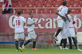 Match Sevilla FC - Granada FC for Week 34 of the 2013-2014 Liga  — Stock Photo