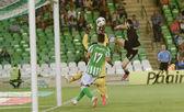 Encuentro Real Betis - Real Sociedad correspondiente a la jornad — Stock Photo