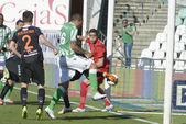 Match Betis vs Vlladolid for week 37 of Spanish League — Stock fotografie