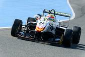 Euroformula Open 2014 Round 3 Qualifyng 1 at Jerez — Stock Photo