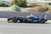 Euroformula Open 2014 Round 3 Qualifyng 1 at Jerez, Spain — Stock Photo