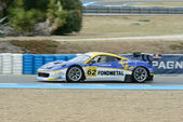 GT Open - Day 1 — Stock Photo