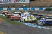 International GT Open - Day 1 — Stock Photo